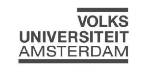Volksuniversiteit Amsterdam - Referentie Alea Company